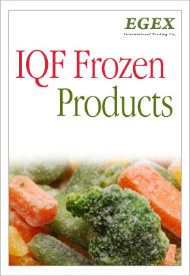IQF Frozen Products
